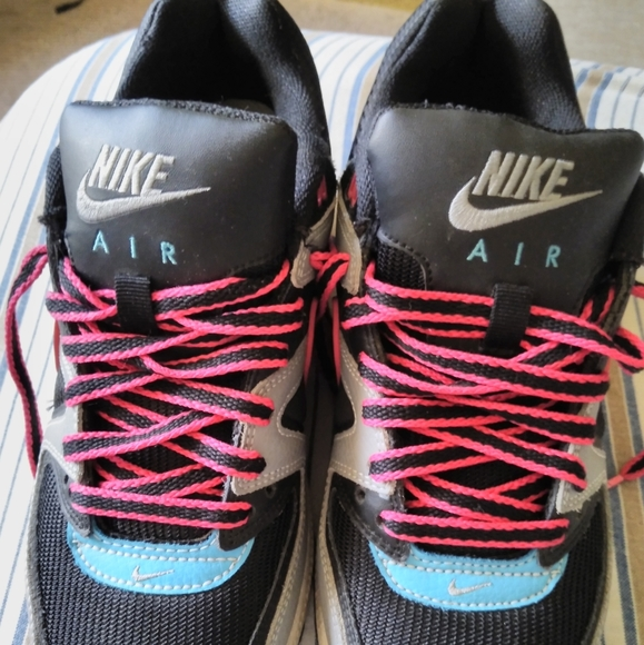 Details about Nike Air Max Command Women's Womens Size 7.5 Running Shoes Gray Pink 397690 008